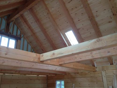 structure de toit piece sur piece 002